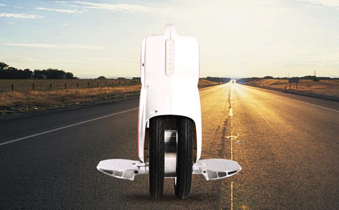 电动独轮车,福斯爵士V5
