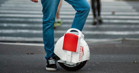 平衡车,智能平衡车,福斯爵士平衡车